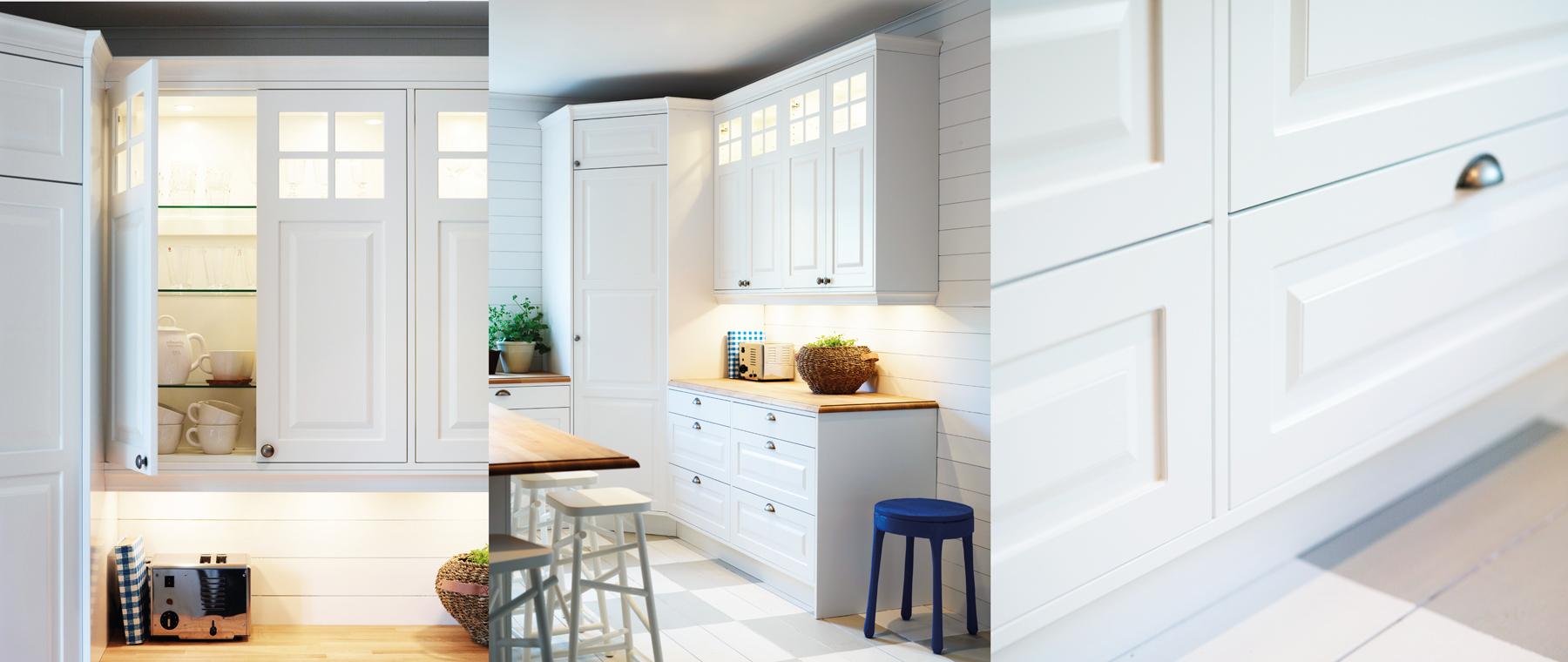 Alice kökslucka målad - Nytt kök badrum och tvättstuga - Vedum ...
