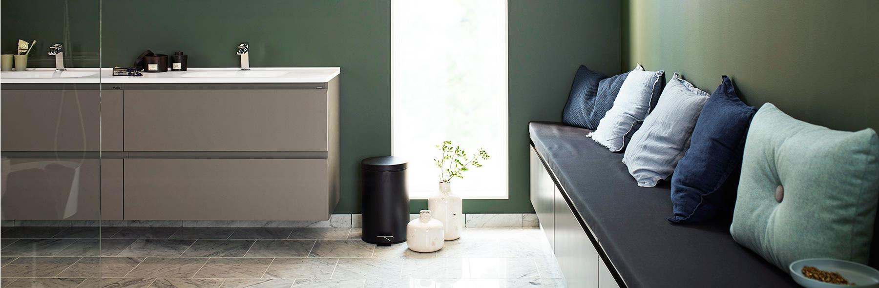 Kataloger kök bad tvätt - Nytt kök badrum och tvättstuga - Vedum ...