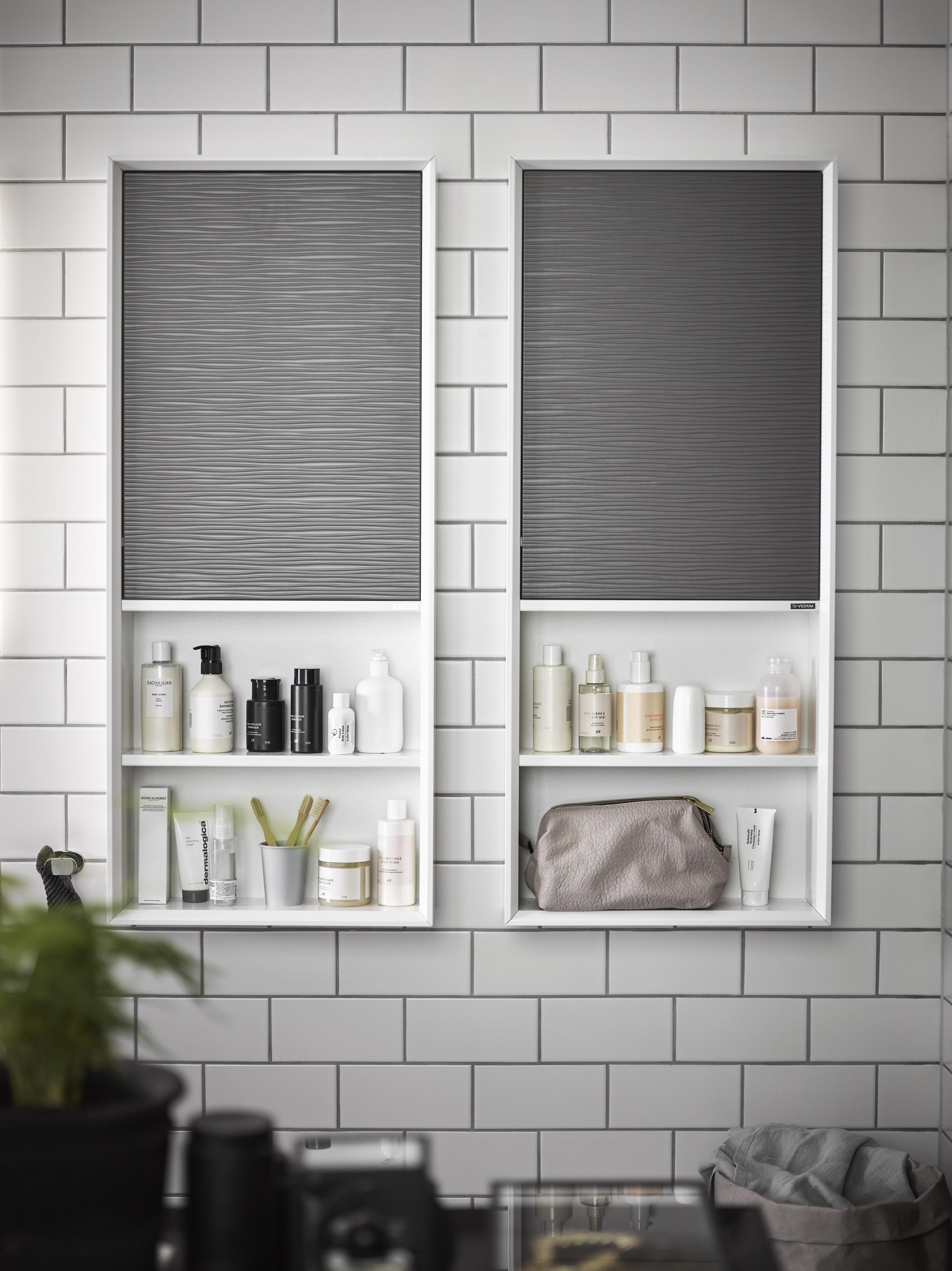 Badbilder - Nytt kök badrum och tvättstuga - Vedum kök och bad AB