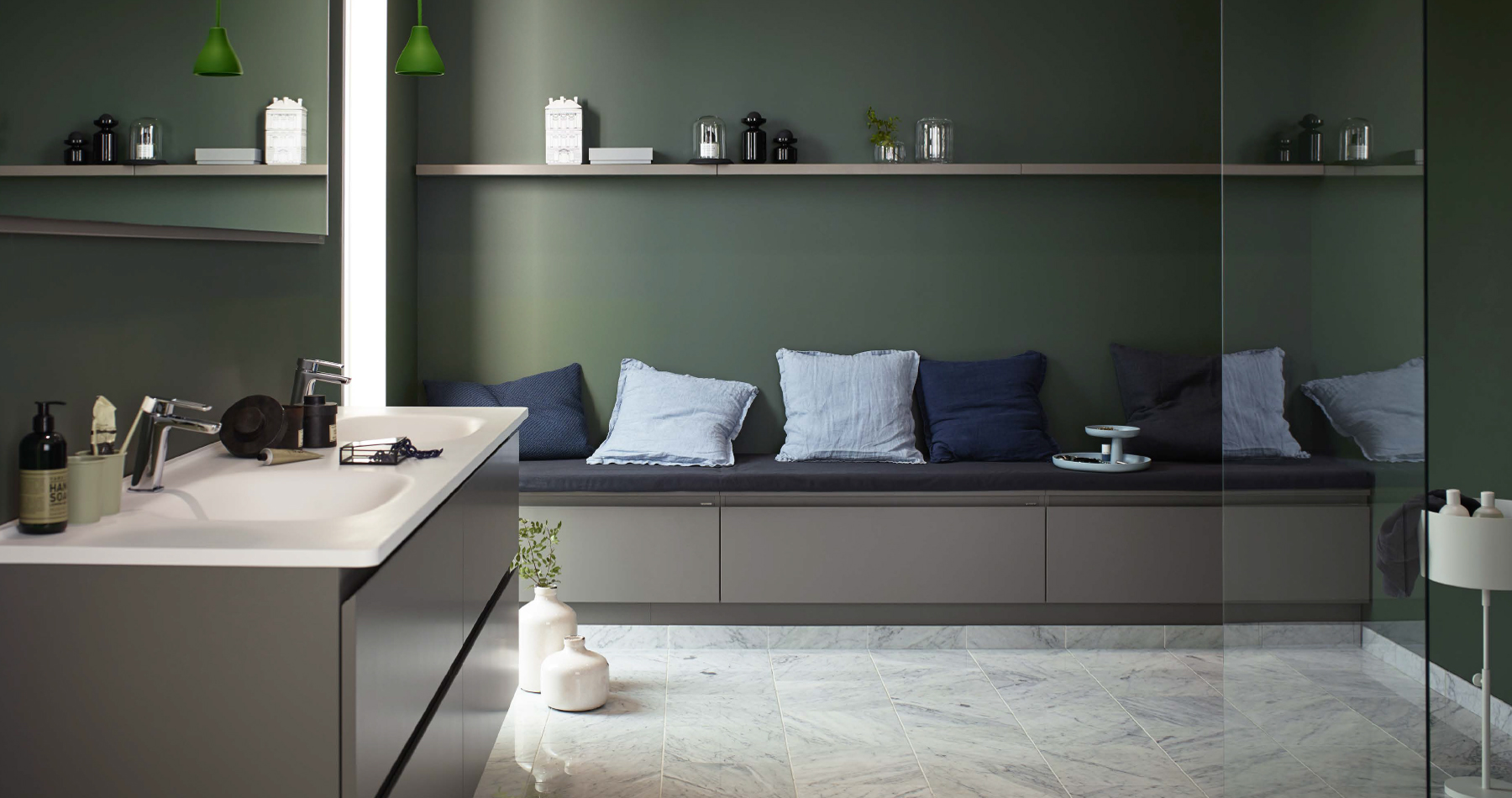 Nytt badrum i gammal stil ~ xellen.com