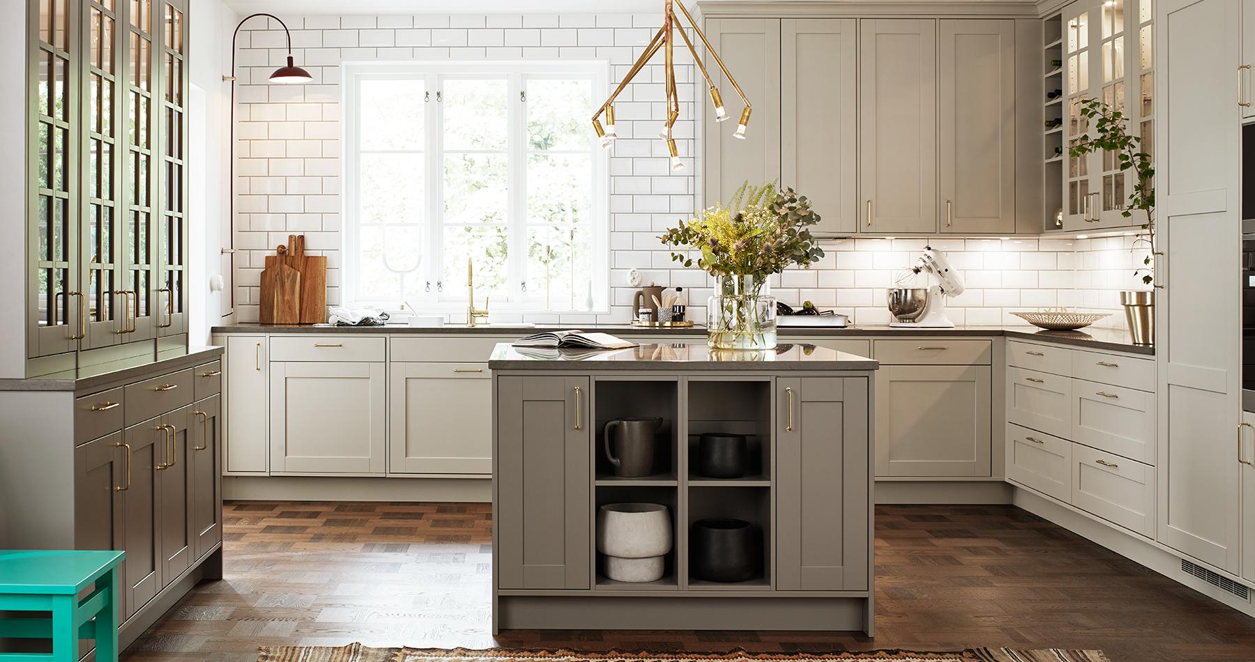 Varför är det så lätt att trivas i ett kök från vedum?   nytt kök ...