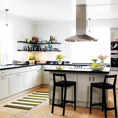 Karin kökslucka målad - Nytt kök badrum och tvättstuga - Vedum kök ...