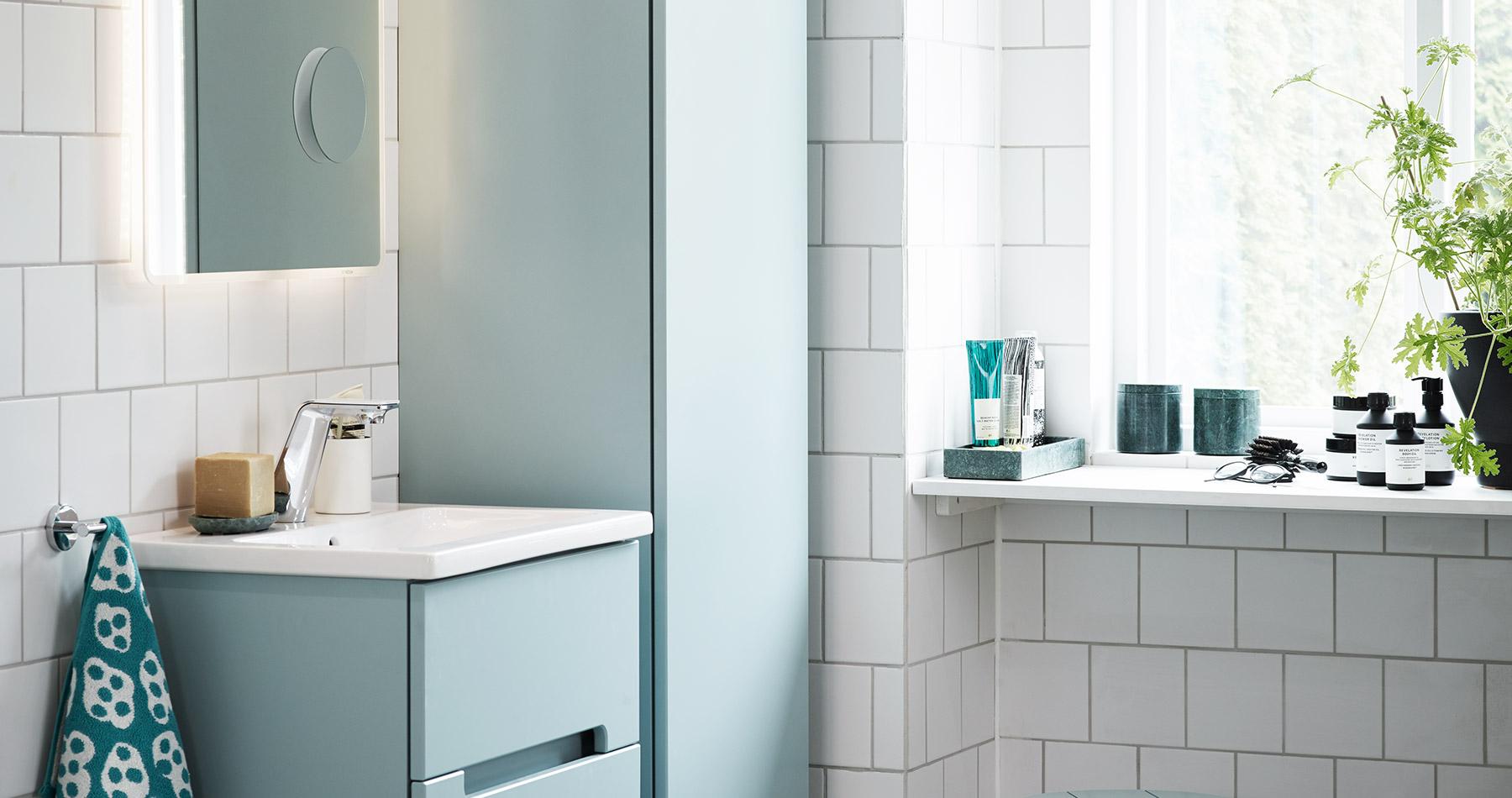 Badrum med det lilla extra - Nytt kök badrum och tvättstuga ...