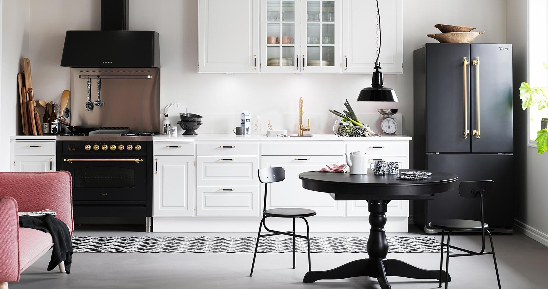 Inspiration för kök, badrum och förvaring i ditt hem   nytt kök ...