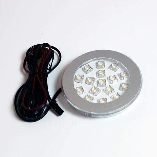 Kok Belysning Led :  kok > Belysningar > LEDarmaturer > Belysning LED Sign rund 2,3W