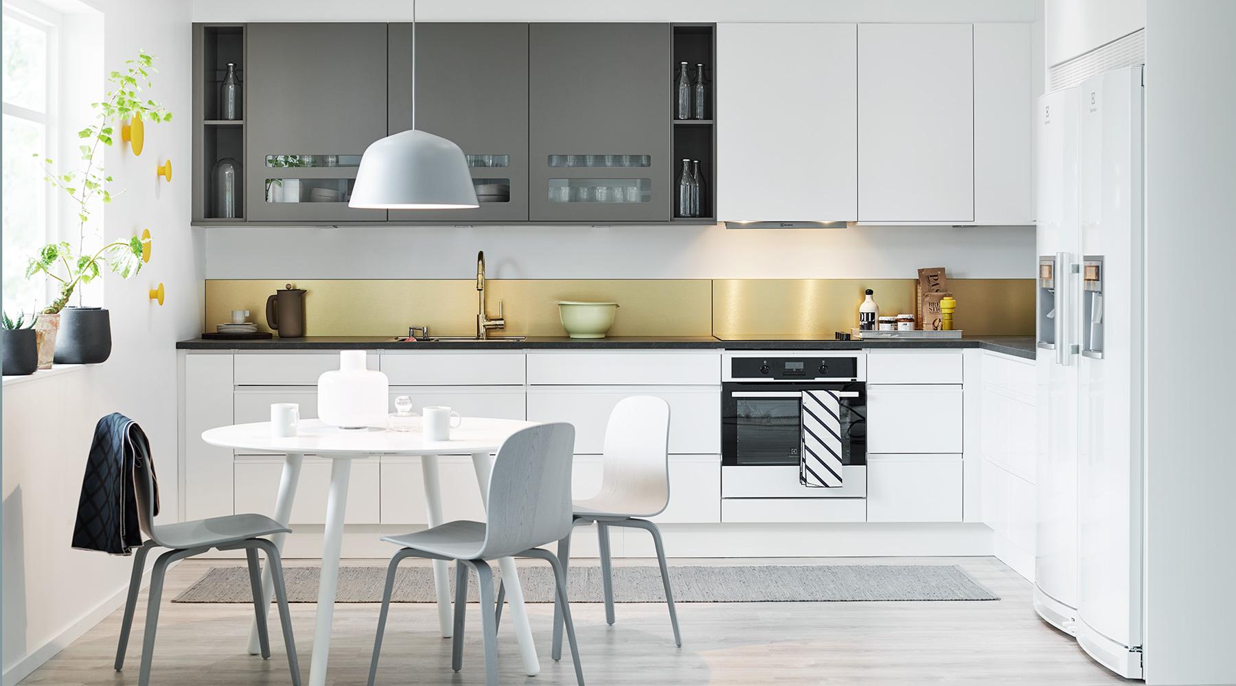 Hitta köksinspiration till ditt nya vedum kök   nytt kök badrum ...