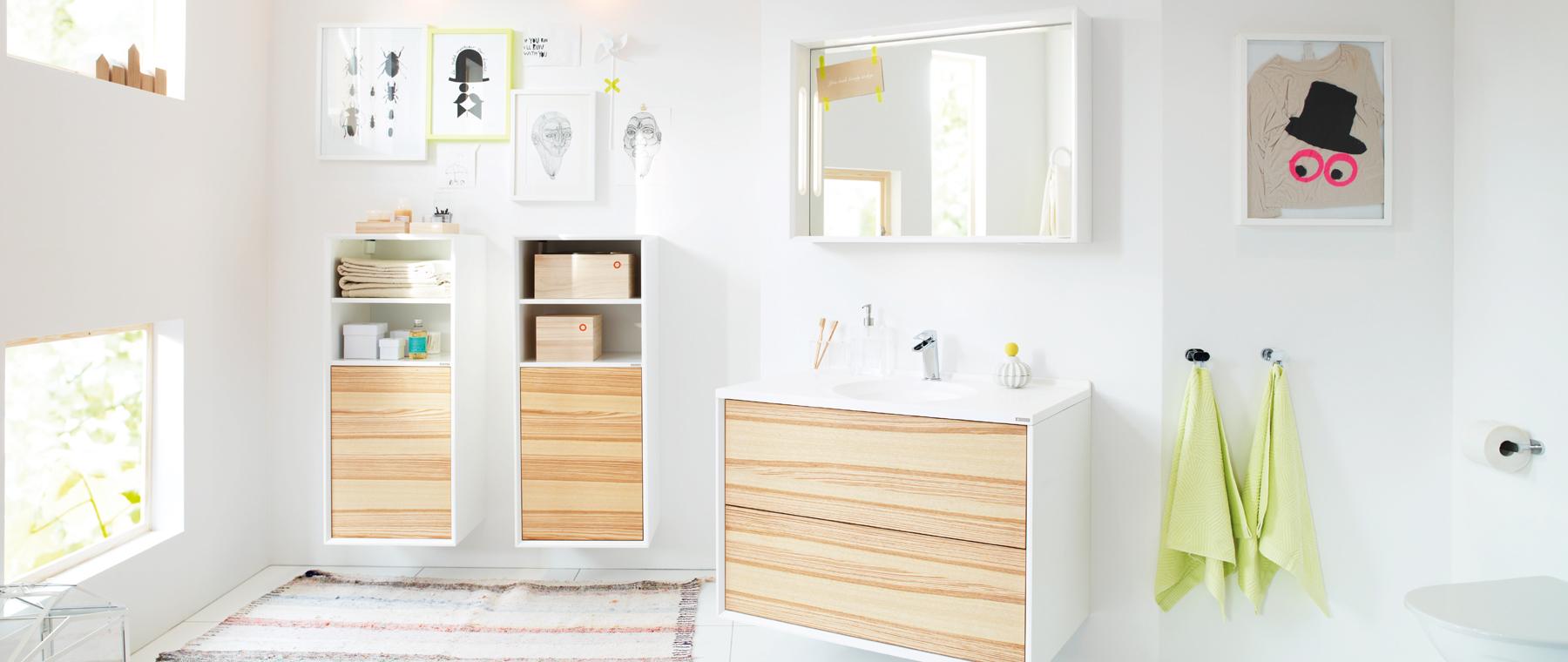 Spegel badrum led ~ Xellen.com
