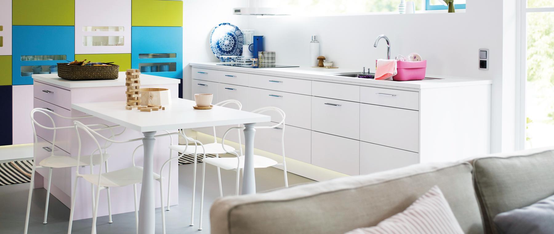 Annika kökslucka målad - Nytt kök badrum och tvättstuga - Vedum ...