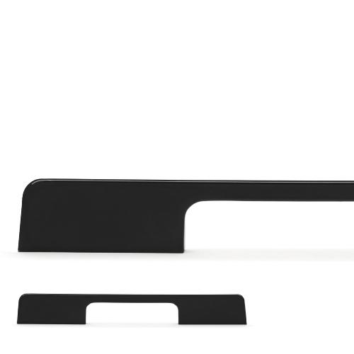 Handtag Kok Svart :  Kok > Tillbehor > Knopparhandtag > Handtag 31026 svart cc 224 mm