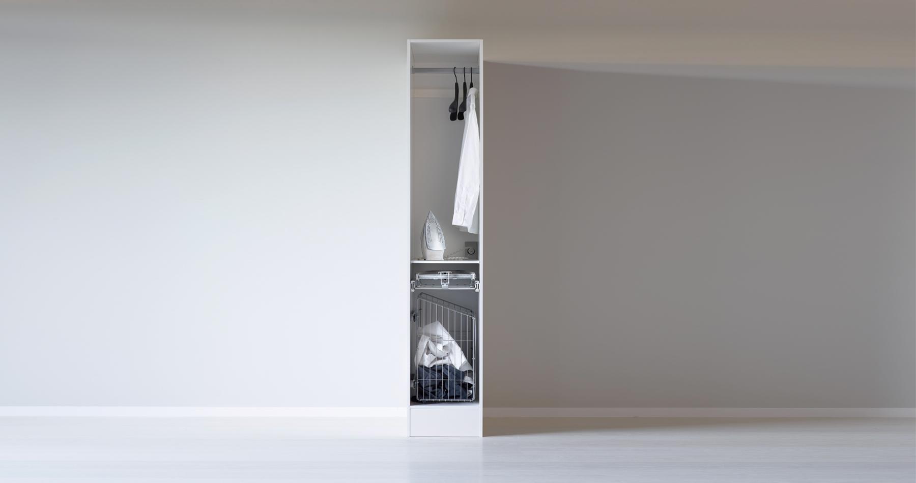 Garderob Jobb : En garderob för dig och ditt liv nytt kök badrum