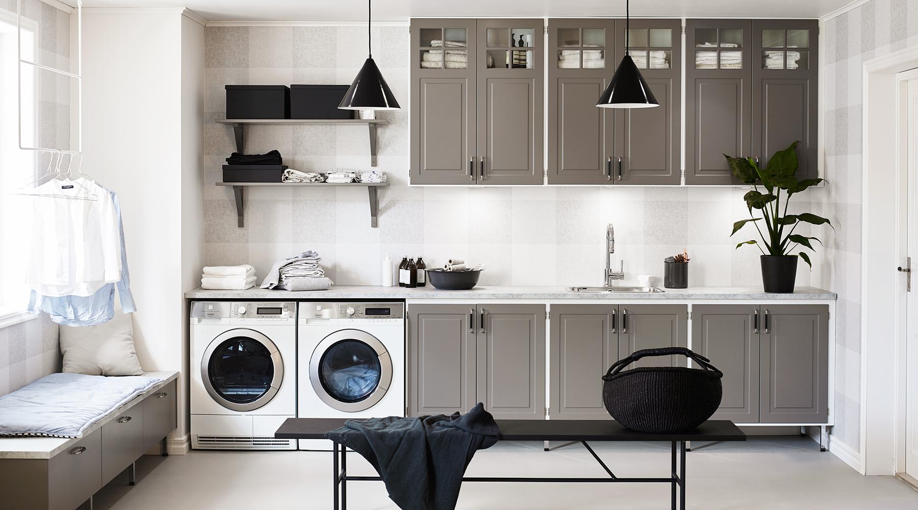 tvättstuga inspiration