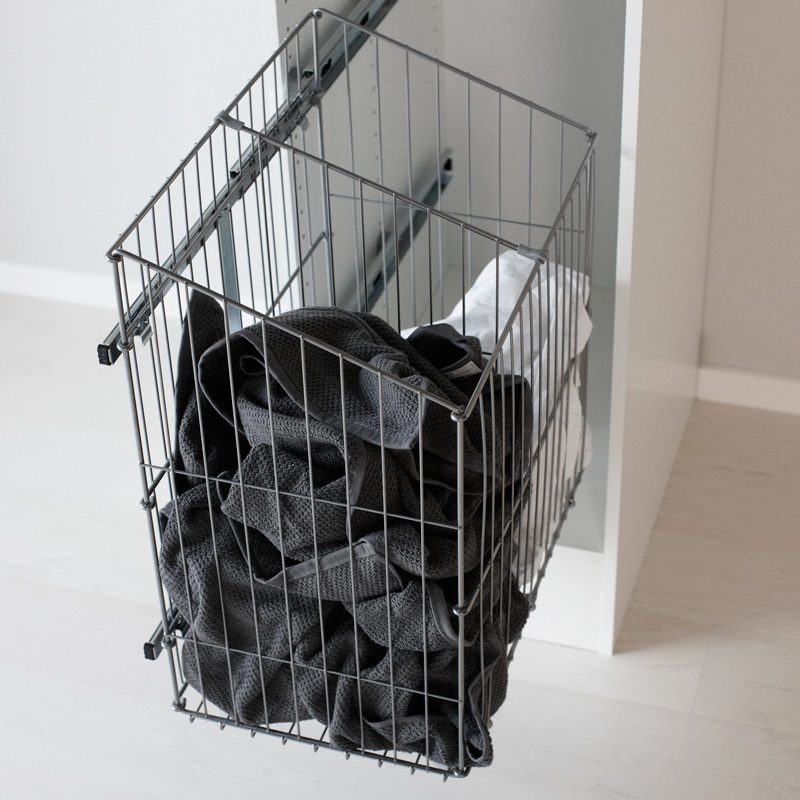 Fristaende garderober
