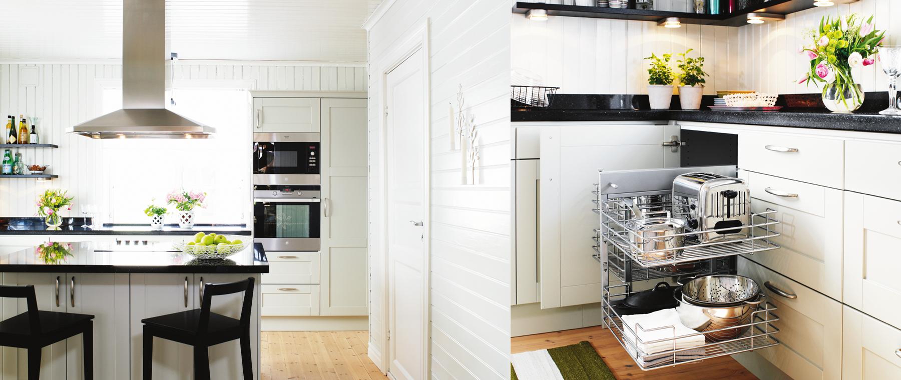 Karin kökslucka målad   nytt kök badrum och tvättstuga   vedum kök ...