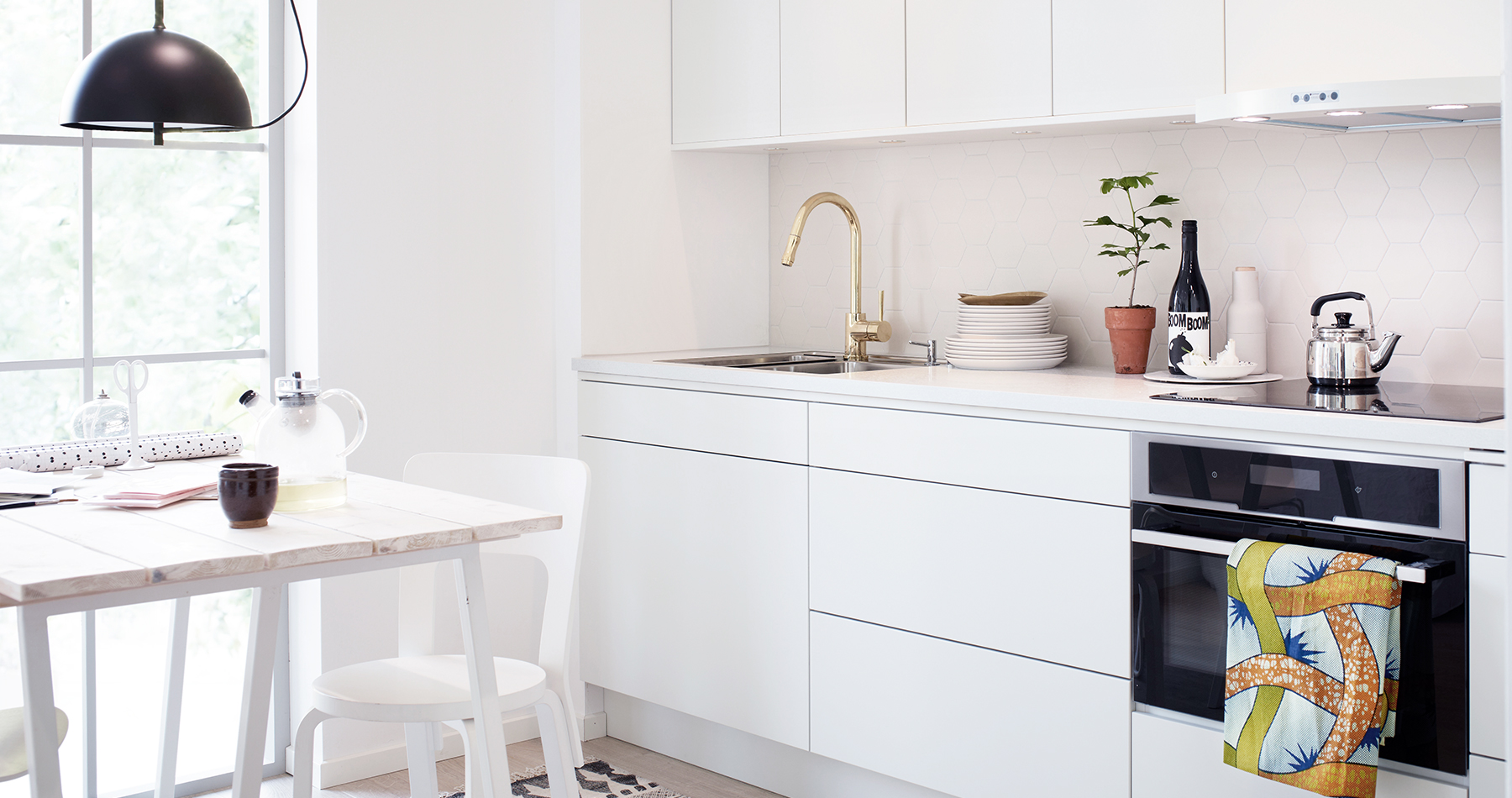 Livet på 30 kvadratmeter - Nytt kök badrum och tvättstuga - Vedum ...
