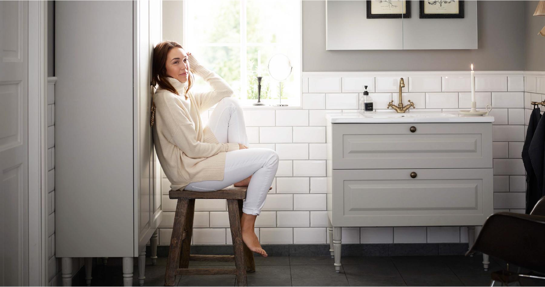 Tidlöst och klassiskt   nytt kök badrum och tvättstuga   vedum kök ...