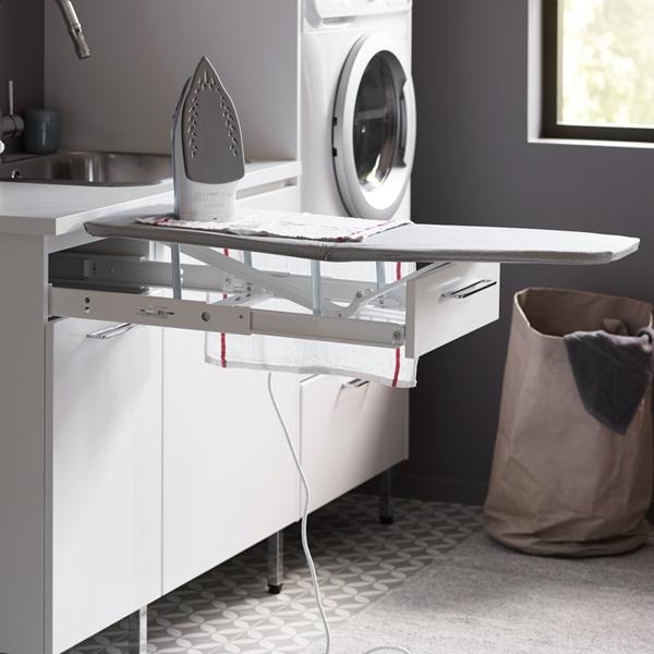 Badrum tvättstuga badrum : Strykbräda för bänkskÃ¥p - Nytt kök badrum och tvättstuga - Vedum ...
