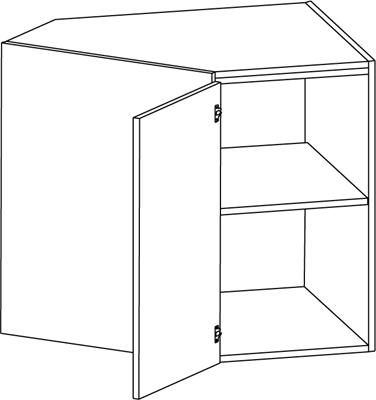 Hörnmodul bänk, bredd i bakkant:637mm 400mm - Nytt kök badrum och ...
