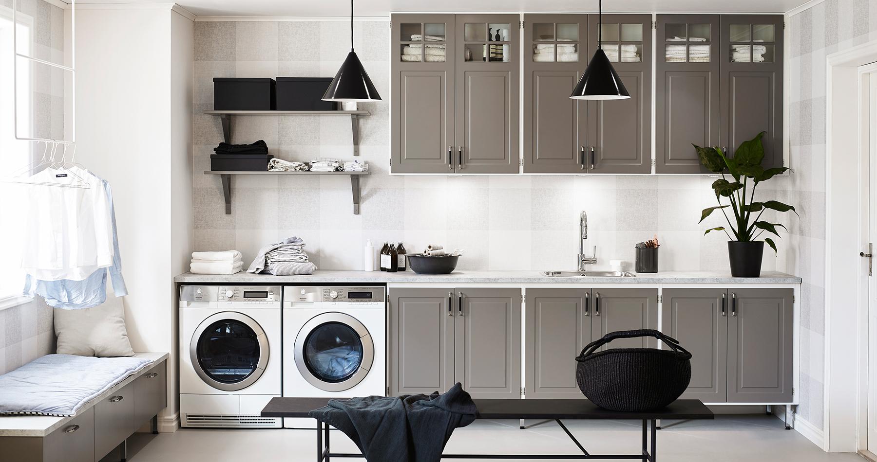 Så blir tvätten ett rent nöje - Nytt kök badrum och tvättstuga ...