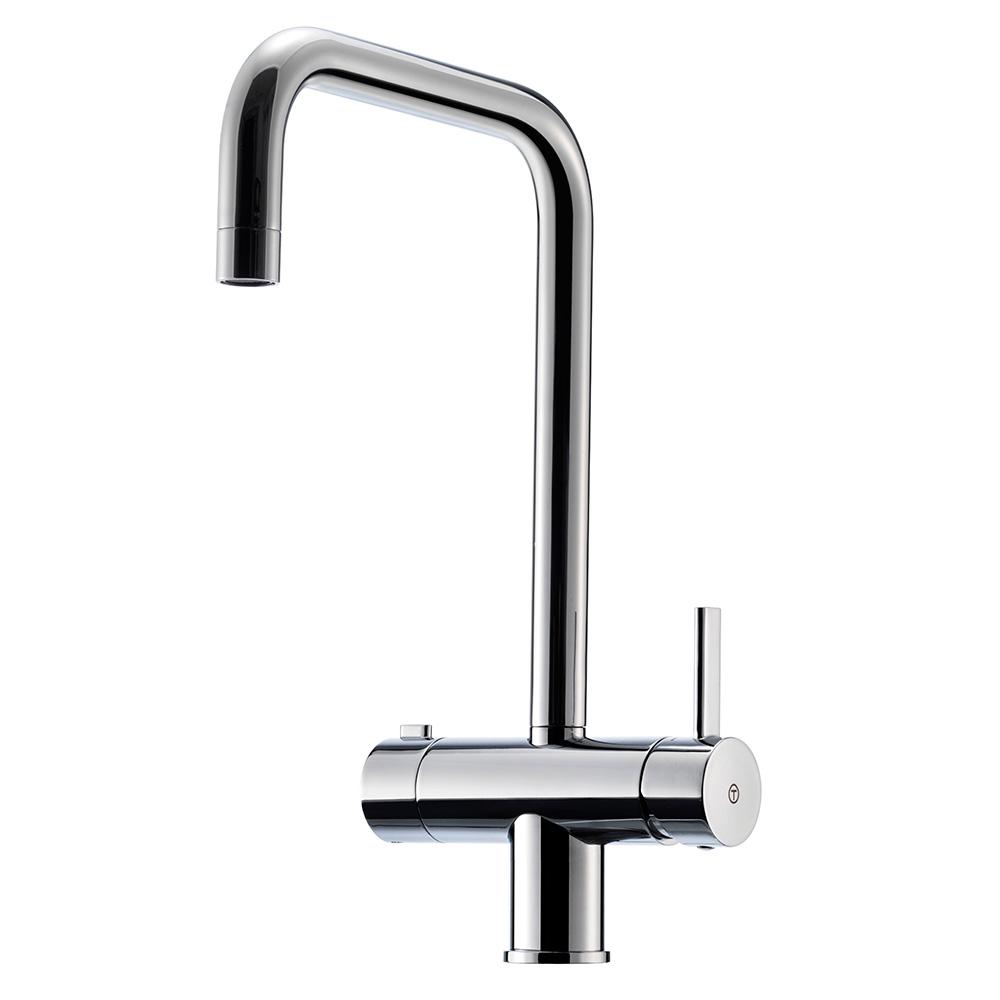Blandare Round T984 krom DM-av - Nytt kök badrum och tvättstuga ...