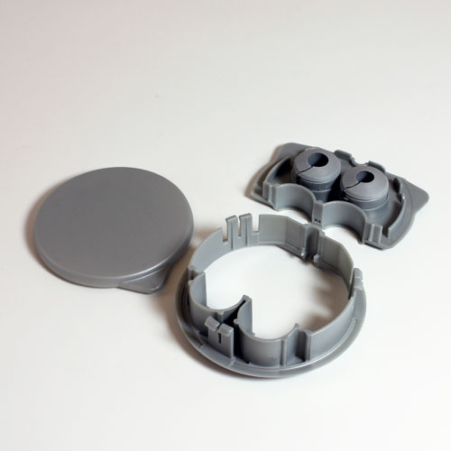 Blandare Kok Diskmaskin : for diskmaskin genomforing av ror och elkontakt for diskmaskin